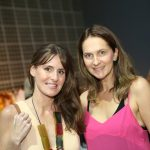 Juliana Lenz e Cris Pinheiro Guimarães