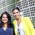 Katia Ammon e Cristine Ferracciu