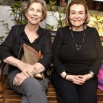 Lucia Quaresma e Maria Luiza Soares de Souza