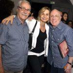 Luiz Carlos Lacerda - Bigode , Paula Burlamaqui e Ary Coslov
