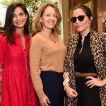 Luly Vianna, Lina Miranda e Isabella Giobbi