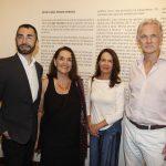 Alexandre Murucci, Marilou Winogrand e o casal Marcia e Simon Clayton