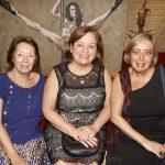Eliane Campello, Lucia Ribeiro e Angel Baeatriz Farias
