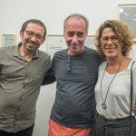 Manoel Novello, Ricardo Becker e Rachel Sabbagh