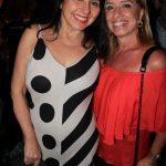 Marjorie Arias e Sonia Simões