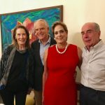 Mirtia Gallotti, Ricardo Stambowsky, Silvinha e Luiz Fernando dos Santos Reis