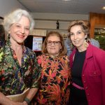 Moema Bretas, Maria Luiza Mello e Regina Socci Barbosa