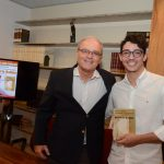 Nilson Mello e Bruno Barreto