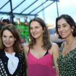 Patricia Mayer, Cris Pinheiro e Antonia Leite Barbosa