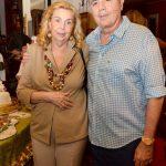 Patricia Medeiros e Luiz Celso Monteiro de Andrade