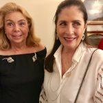 Patricia Medeiros e Regina Marc