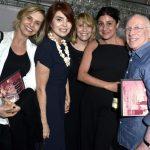 Paula Burlamaqui, Françoise Forton, Renata Sorrah, Cris Larin e Ary Coslov