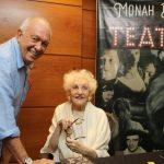 Roberto Frota e Monah Delacy