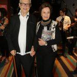 Rogério Froes e Lelia Salles