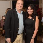Rawlson de Thuin e Marjorie Arias
