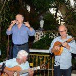 Ricardo Cravo Albin e Joel do Bandolim.