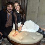 Rodrigo Shá e Letícia Birkheuer