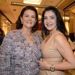 Rosa Klabin e Gilza Velloso
