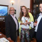 Sebastião Marinho, Andreia Cardoso e Renan Ferreira