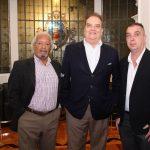 Sebastião Marinho, Rawlson de Thuin e Bayard Boiteux