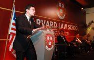 Sérgio Moro participa do Bicentenário da Harvard Law School