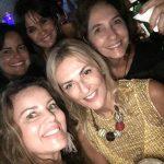 Shirlei Maia, Teresa Simões e Ana Paula Carneiro