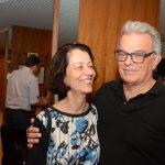 Tânia Garcia e Márcio Santos