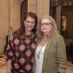 Tereza Reis e Cecilia Mello Flores