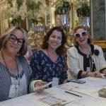 Thais Carvalho Dias, Carla Baroncini e Rosana Dana