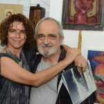 Thelma Innecco e Christiano Whitaker