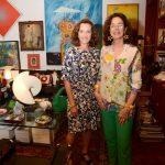 Verônica Almeida Braga e Márcia Duvivier