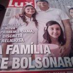 Família é capa da revista em Portugal