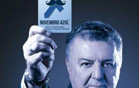 Arnaldo Cezar Coelho estrela campanha Novembro Azul do Instituto Lado a Lado pela Vida