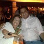 Anna Ramalho e Omar Peres