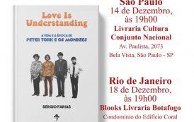 """Sergio Farias resgata os Monkees no livro  """"Love is Understanding – A Vida e a Época de Peter Tork e os Monkees"""""""