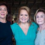 Alicia Gayoso, Renata Fraga e Lea Nigri