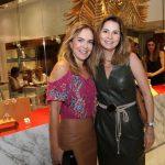 Ana Paula Castelo Branco e Priscila Schwab