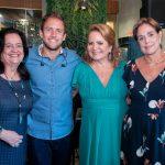 Ana, Rafael, Renata e Silvia Fraga