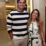 André Morais e Gabriela Campos