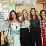 Andrea Leão, Malu Rogers, Roberta Trombini e Manoela Heineberg