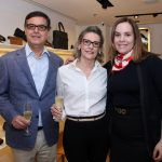 Antônio Roberto, Teresa Chaves e Michelle Guarda