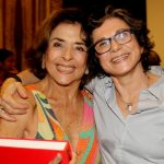 Betty Faria e Cristina Granato