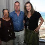 Beatriz Boiteux, Bayard Boiteux e Andreia Repsold