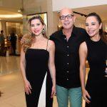 Bianca Marques, Caco Borges e Marcia Pumark