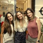 Bruna Barros, Catarina Grunewald e Clarice Tenenbaum