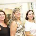 Carmem de Barros, Kiki Costa e Marcia Kriegel
