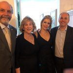 Cauduro Padin, Silvia Maria Padin, Anna Paula Rudge e Paulo Hamilton Siqueira Junior