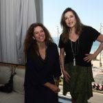 Cristina Braga e Andreia Repsold