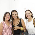 Cristina Guimarães, Fernanda Araujo e Marcia Kriegel