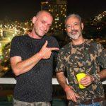 DJ Duke e Jorge Nasi
